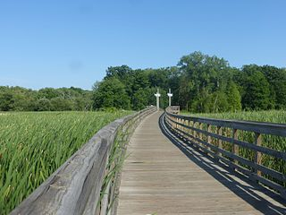 Lake Abram Boardwalk, Middleburg Heights, Ohio